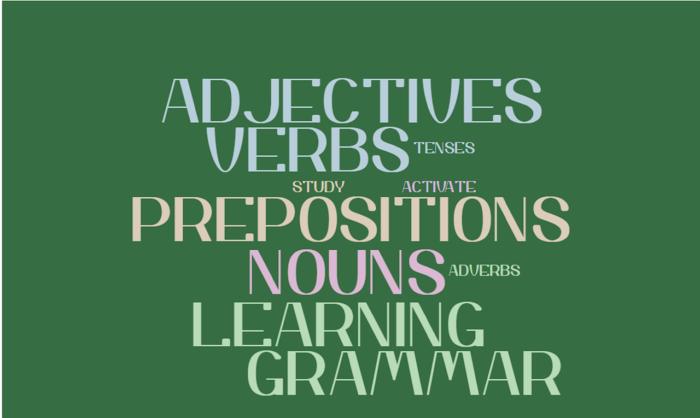 英文法の形容詞