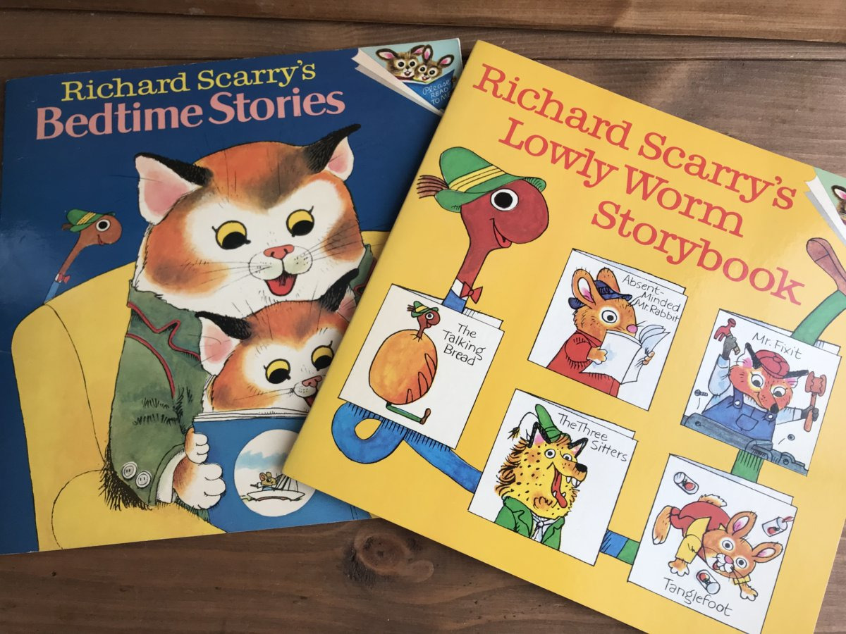 richard scarrys