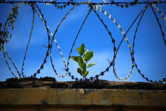 刑務所の雰囲気