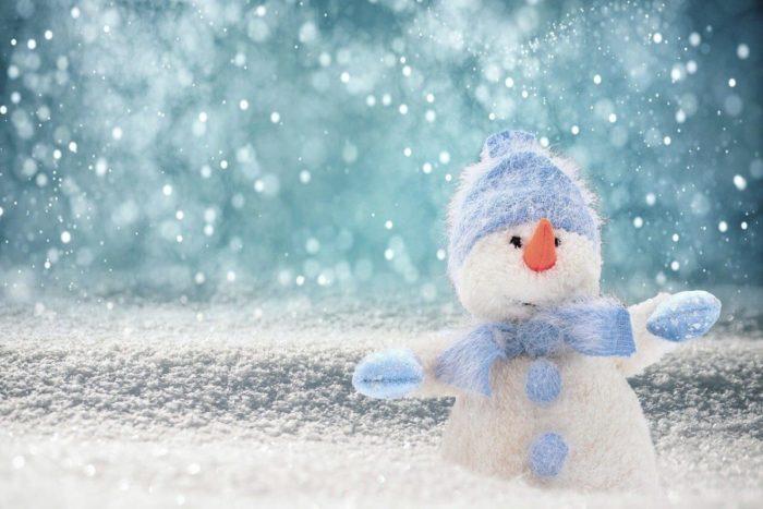 雪だるま作ろう アナ雪の世界