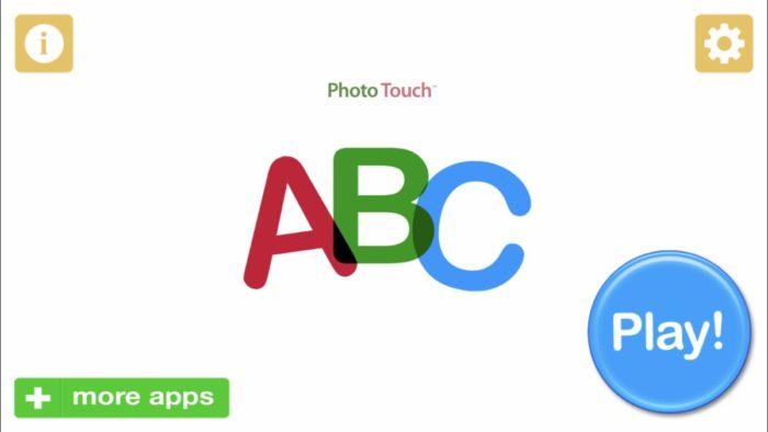 英語アプリ ABC Alphabet Phonics